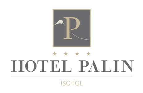 Hotel Palin in Ischgl Tirol Logo